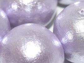 Cotton Pearl Lavender, 20, 25, 30mm per stuk vanaf