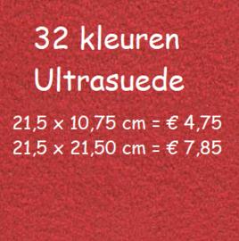 Ultrasuede