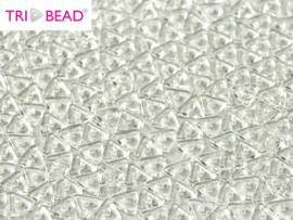 Tri-bead Crystal, per 5 gram (±140 stuks)