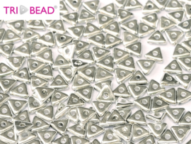 Tri-bead Jet Labrador Full, per 5 gram (±140 stuks)