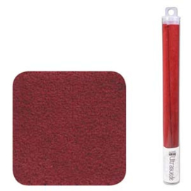 USL1317 Ultrasuede Light Colonial Red, 21,5x21,5 cm, per tube