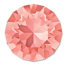 Swarovski #1088 39ss Rose Peach foiled, per 2 stuks