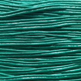 Soutache 3mm 023 Turquoise Green, per meter