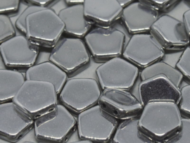 Pego Bead 10 mm Crystal Labrador Full, per 5 stuks