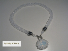 Ketting Ice Queen by Sandra Mulder