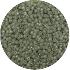 8-2375Miyuki Rocaille 8/0 Ceylon Translucent Sage