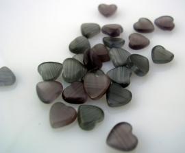 Glas cabochon met afbeelding