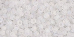 TR-11-0161F TOHO Trans-Rainbow-Frosted Crystal, per 10 gram