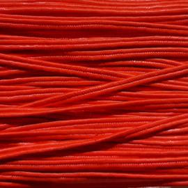 Soutache 3mm 029 Lava Red, per meter