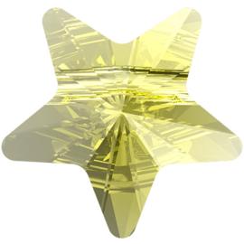 Swarovski #5714 Star Bead 12mm Jonquil, per stuk