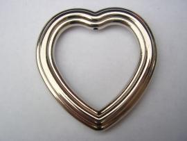 Hanger open hart 4,5 cm