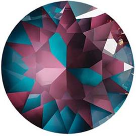 Swarovski #1088 39ss Crystal Burgundy Delite, per 2 stuks