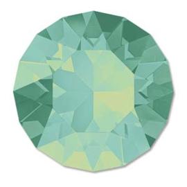 Swarovski #1088 39ss Pacific Opal foiled, per 2 stuks