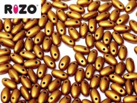 Rizo Brass Gold, per 10 gram