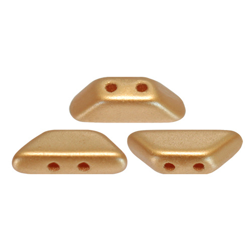 Tinos® par Puca® Pastel Amber, per 25 stuks