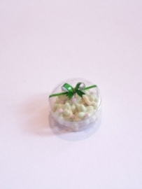 Koekjes met groene glazuur