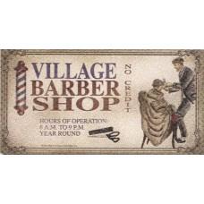 Village barber shop nr 36