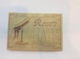 Rose`s Hats nr 51