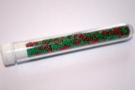 Beads kerst  1 mm