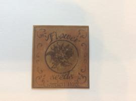 Flower seeds nr 39