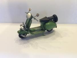 scooter groen