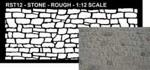 Nr 5  Rough stone