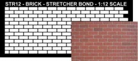 Strecher bond 1:24