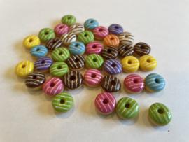 Donuts  kleur