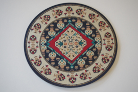 Carpetten rond groot