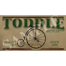 Toddle bicycle  nr 57