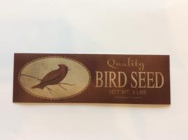 Bird Seed nr 106