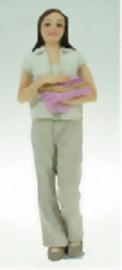 Vrouw met handdoeken nr28