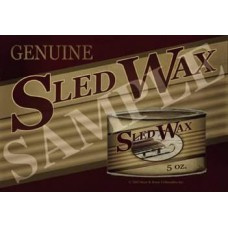 Sled wax nr 48
