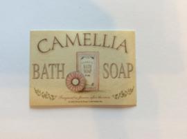 Camellia Soap nr 1