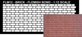 Flemisch bond 1:24 nr3