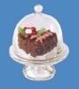 Taart schaal met taart 3