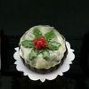 Kerst taart glazuur
