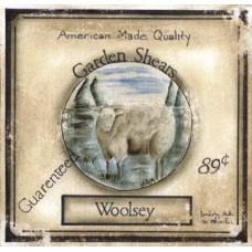 Garden shears nr 34