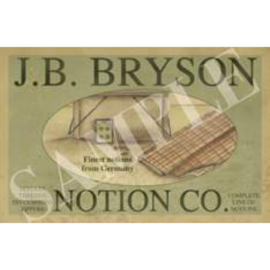 J.B. Bryson nr 27
