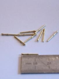 Metaal 13 mm nr 196c