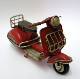 Scooter rood