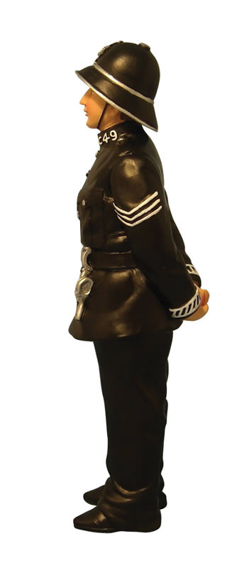 Politie agent  nr 32
