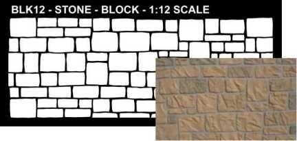 Block stone 1:24 nr5
