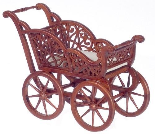 Kinderwagen hout