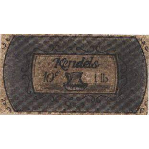 Kendels  soap nr 66
