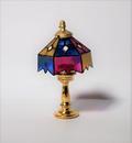 Sier lamp