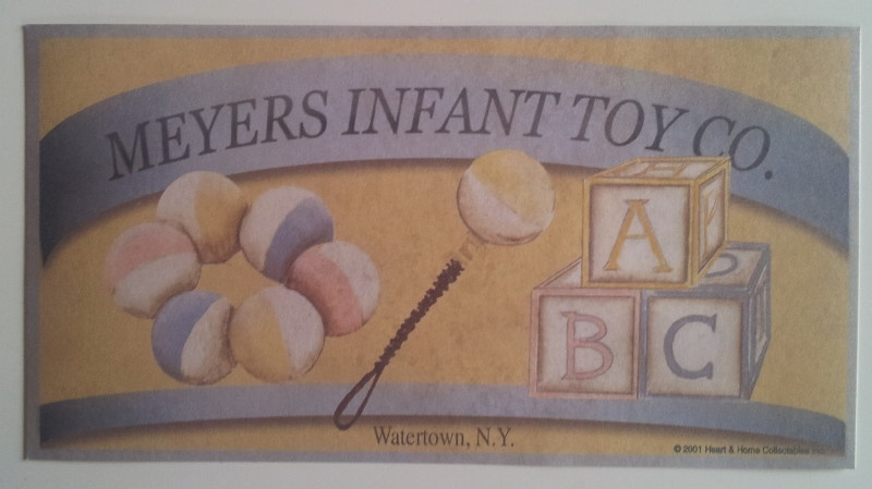 Meyers Infant Toy nr 7