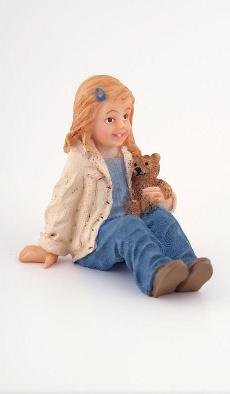 Meisje met beer nr 5
