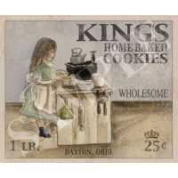 Kings Cookies nr 11