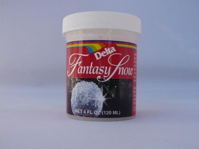 Fantasy sneeuw